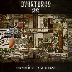 OVERTURES (Italy) / Entering The Maze (CD+DVD)