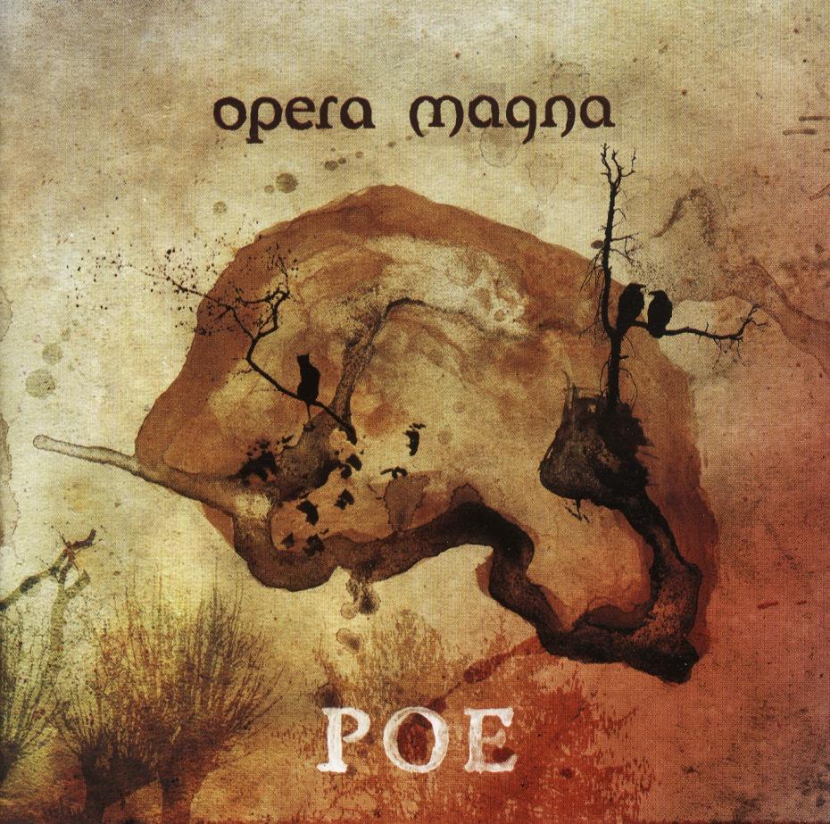 OPERA MAGNA (Spain) / Poe (original Spain edition)