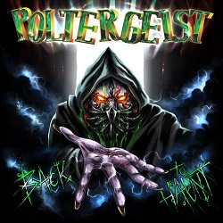 POLTERGEIST (Switzerland) / Back To Haunt + 1 (Limited edition)