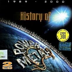 POWER METAL (Indonesia) / History Of Power Metal (2CD)