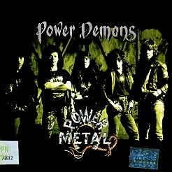 POWER METAL (Indonesia) / Power Demons