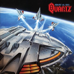 QUARTZ (UK) / Against All Odds (2015 reissue)