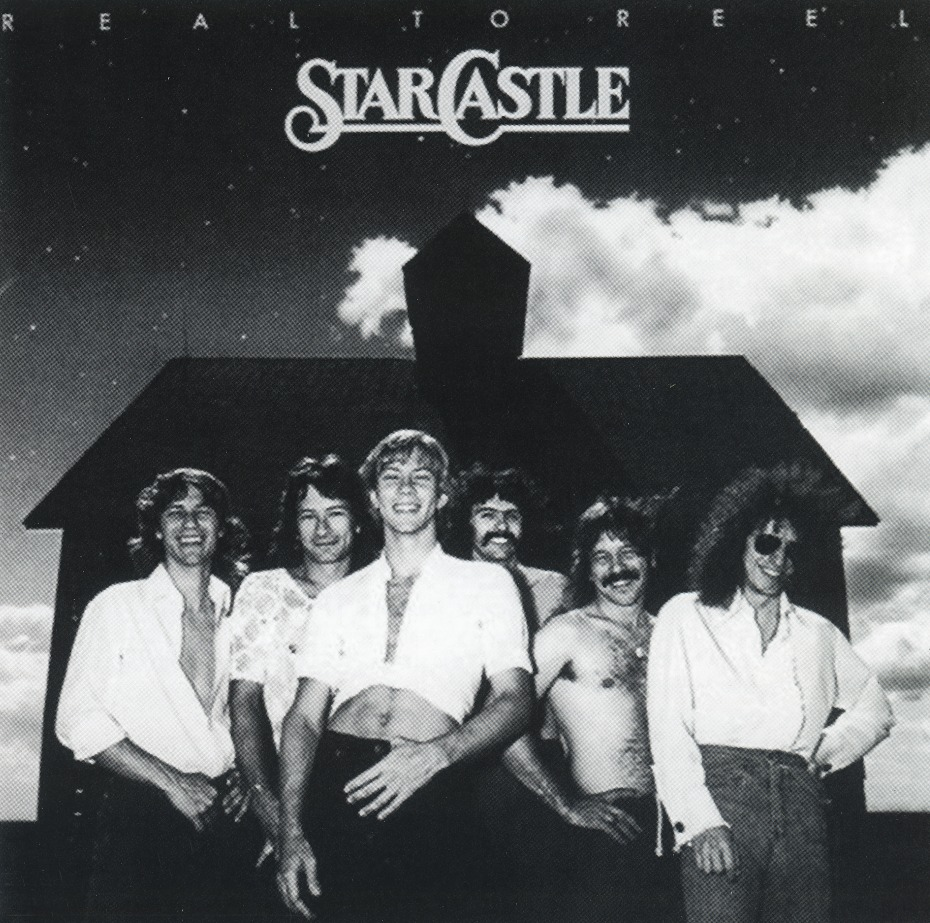 STARCASTLE(US) / Real To Reel (2009 reissue)