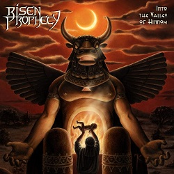 RISEN PROPHECY (UK) / Into The Valley Of Hinnom