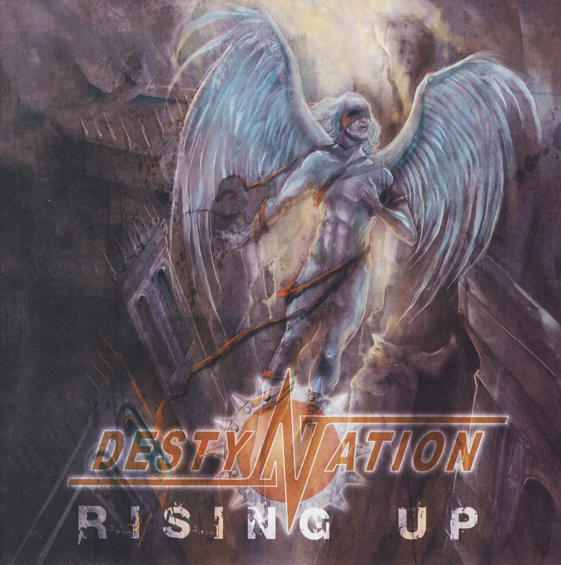 DESTYNATION (Sweden) / Rising Up