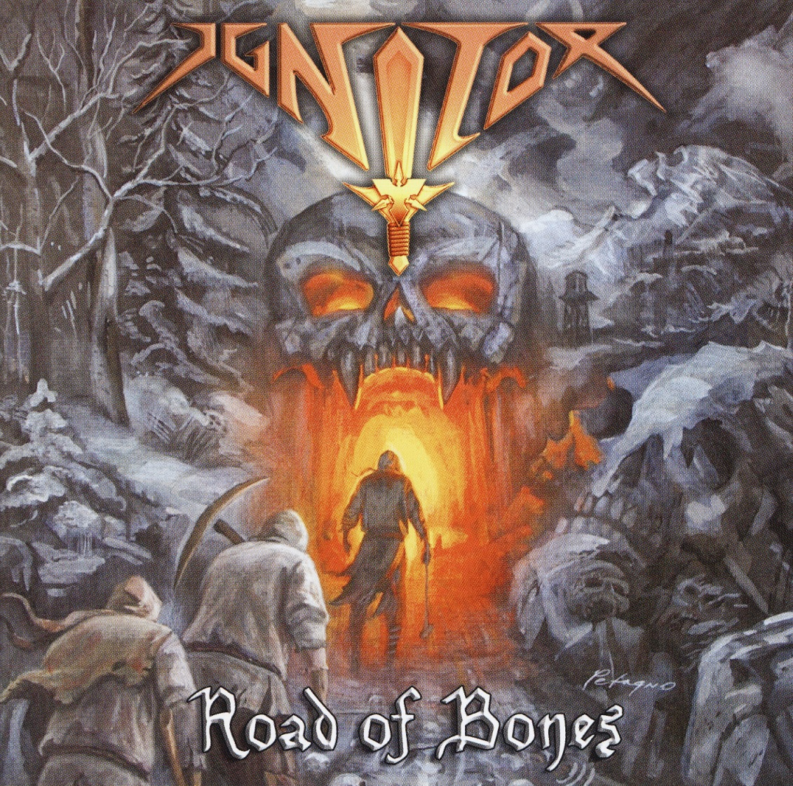 IGNITOR (US) / Road Of Bones