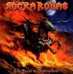 ROCKA ROLLAS (Sweden) / The Road To Destruction