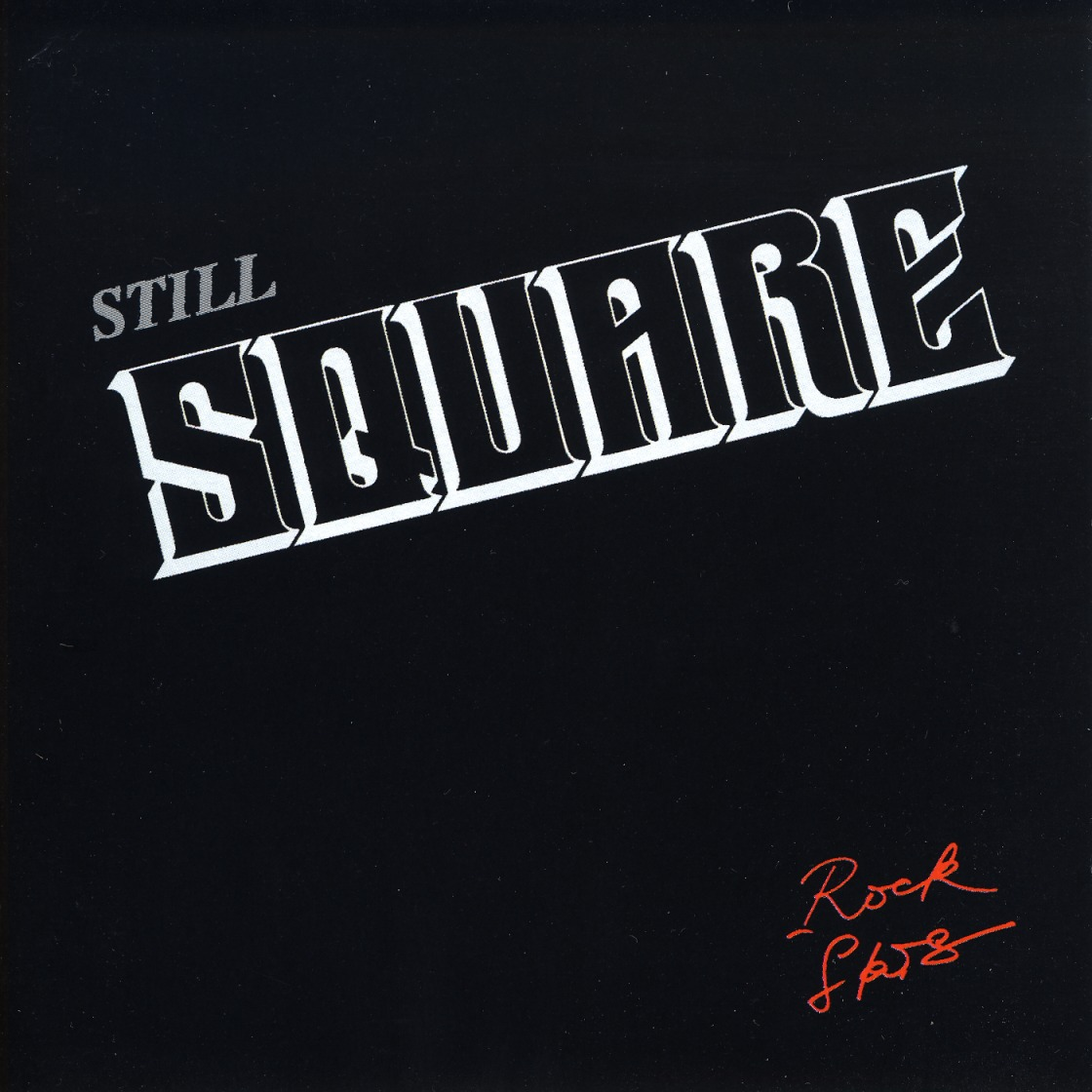 STILL SQUARE (France) / Rock Stars (CD+DVD)