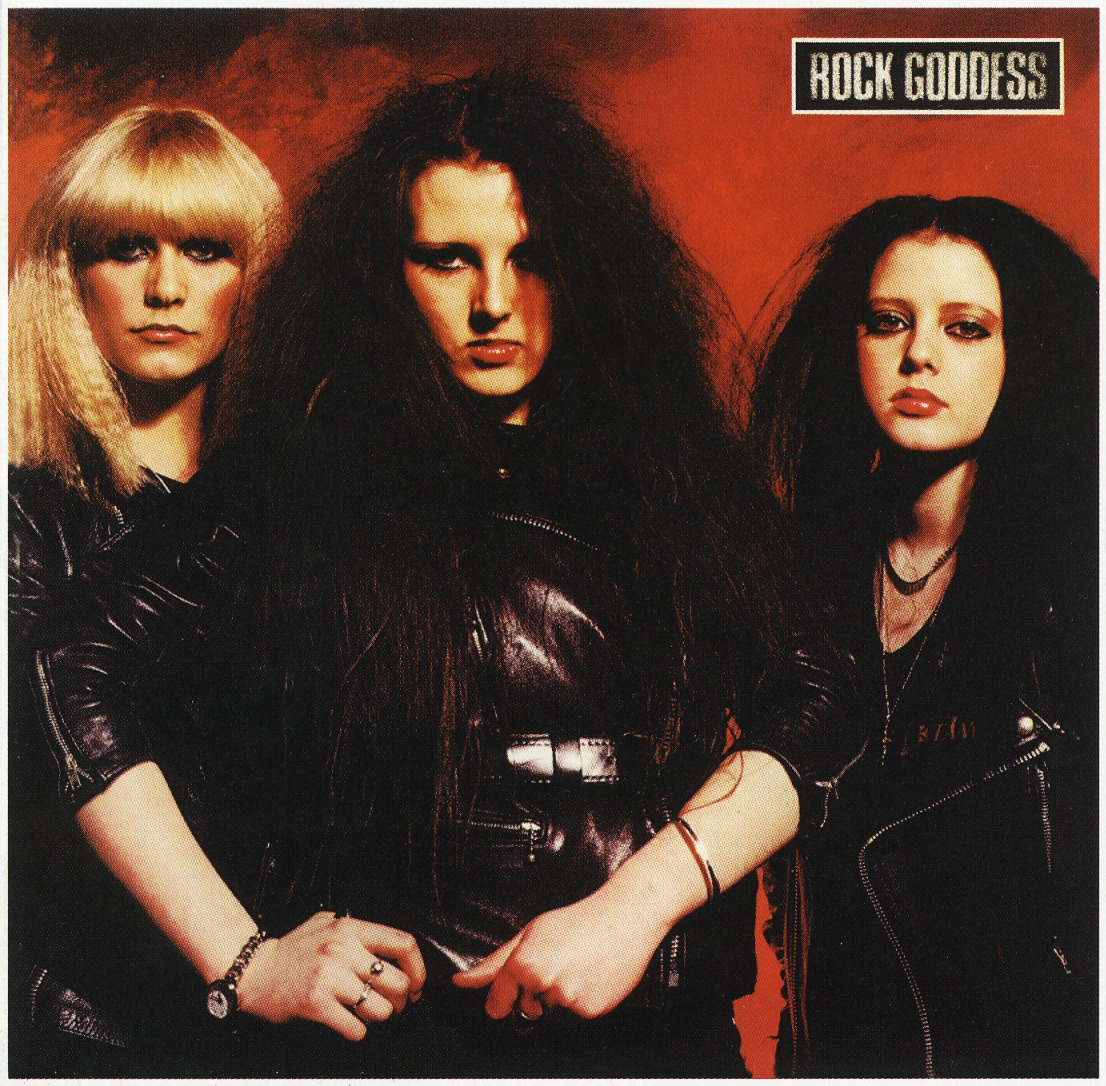 ROCK GODDESS (UK) / Rock Goddess + 1 (UK edition)