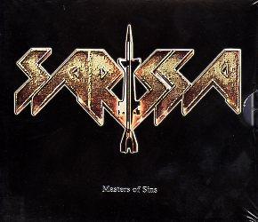 SARISSA (Greece) / Masters Of Sins