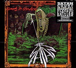 SATAN (UK) / Court In The Act (2015 reissue)