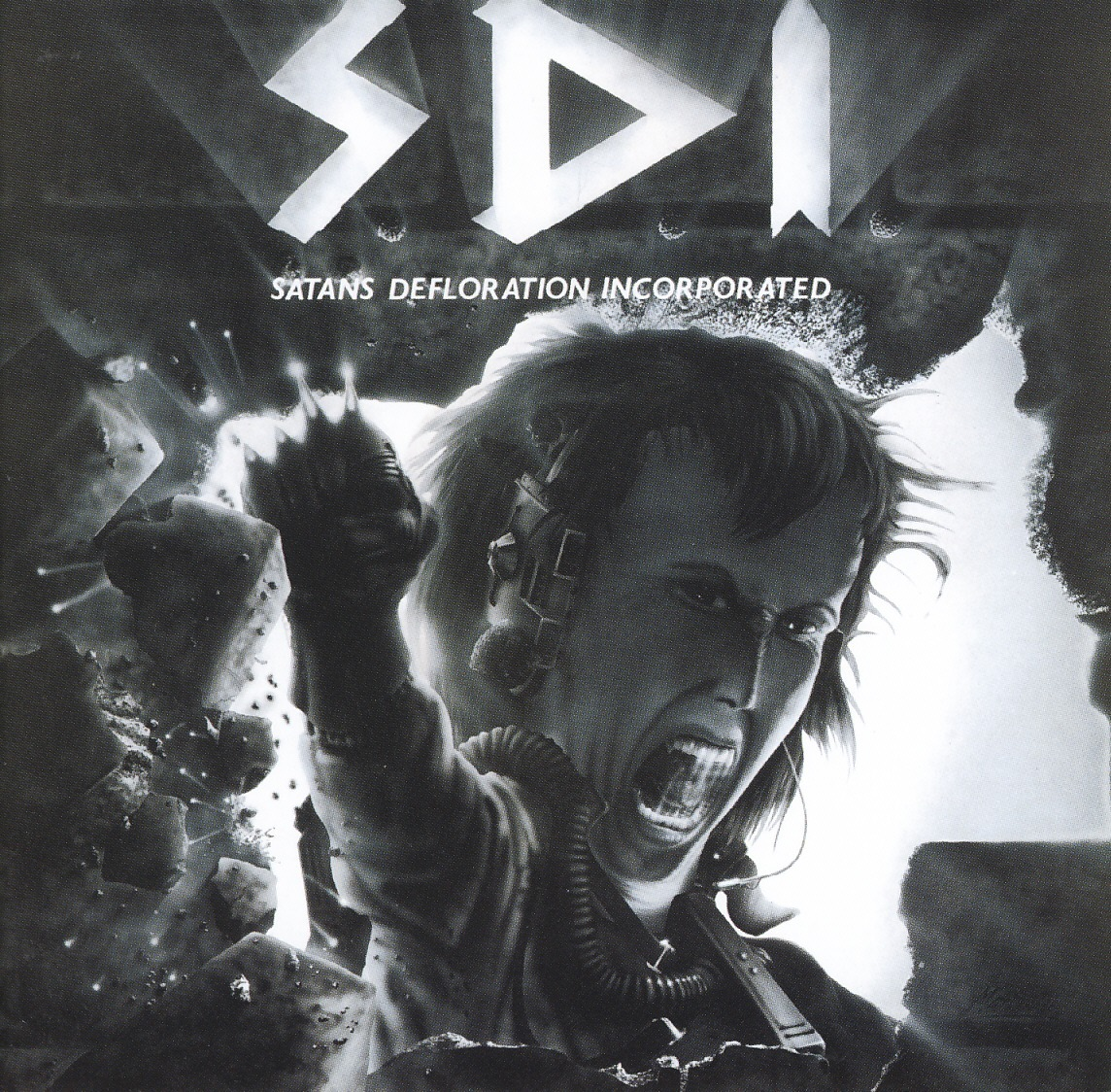 SDI (Germany) / Satans Defloration Incorporated + 3