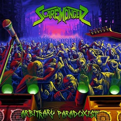 SCAREMONGER (Indonesia) / Arbitrary Paradoxist