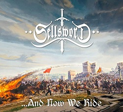 SELLSWORD (UK) / ...And Now We Ride