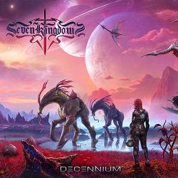 SEVEN KINGDOMS (US) / Decennium + In The Walls (Label release edition)