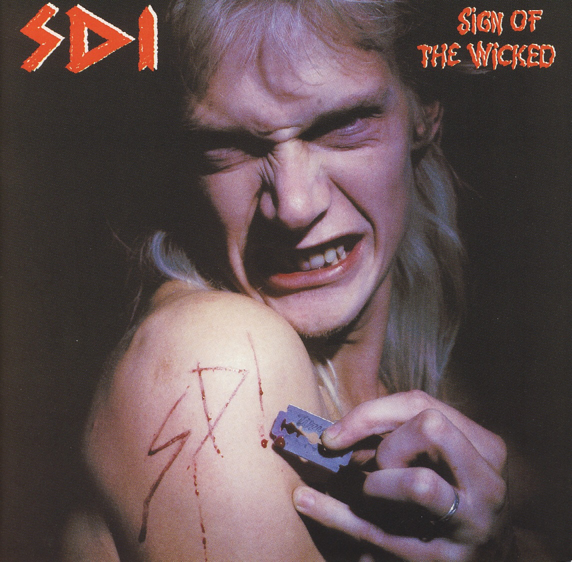 SDI (Germany) / Sign Of The Wicked + 4
