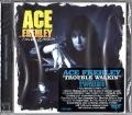 ACE FREHLEY(US) / Trouble Walkin' (2013 reissue) ※ケース割れ商品
