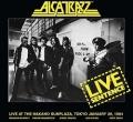 ALCATRAZZ (US) / Live Sentence (2016 reissue CD+DVD)
