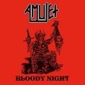 "AMULET (UK) / Bloody Night (7"" vinyl)"