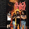 BLACK FIRE(Peru) / Burning Aggression