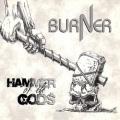 """BURNER(UK) / Hammer Of The Gods (7"""" vinyl)"""