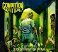 CONDITION CRITICAL (US) / Extermination Plan (digipak edition)