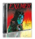 EXUMER (Germany) / Possessed by Fire + 3 (2013 reissue)