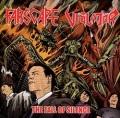 "FARSCAPE (Brazil) & VIOLATOR (Brazil) / The Fall Of Silence (7"" vinyl)"