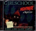 GIRLSCHOOL (UK) / Nightmare At Maple Cross