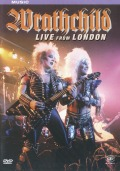 WRATHCHILD / Live From London (DVD)
