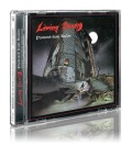 LIVING DEATH (Germany) / Protected From Reality + Back To The Weapons (2015 reissue)