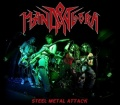 MANDRAGORA (Peru) / Steel Metal Attack (with Pin)