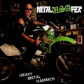 "METALUSAFER(US) / Heavy Metal Hammer (7"" vinyl)"