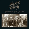 "NIGHT VISION (UK) / Breaking The Chains (7"" vinyl)"