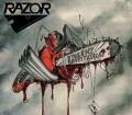 RAZOR(Canada) / Violent Restitution + 3 (2015 reissue)