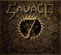 SAVAGE (UK) / 7 + Live n Lethal (2CD)