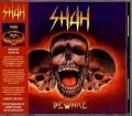SHAH (Russia) / Beware (2016 reissue)
