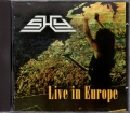 SHY(UK) / Live In Europe