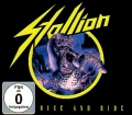 STALLION(Germany) / Rise And Ride (CD+DVD)