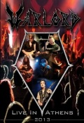 WARLORD (US) / Live In Athens 2013 (DVD+2CD)
