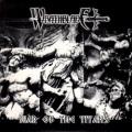"""WRATHBLADE (Greece) / War Of The Titans (7"""" vinyl)"""