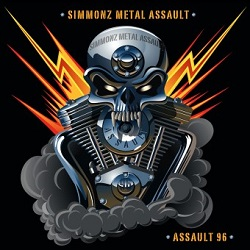 SIMMONZ METAL ASSAULT (US) / Assault 96