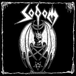 SODOM (Germany) / Demonized (Limited digipak edition)