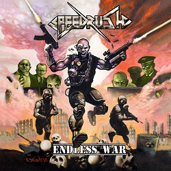 SPEEDRUSH (Greece) / Endless War