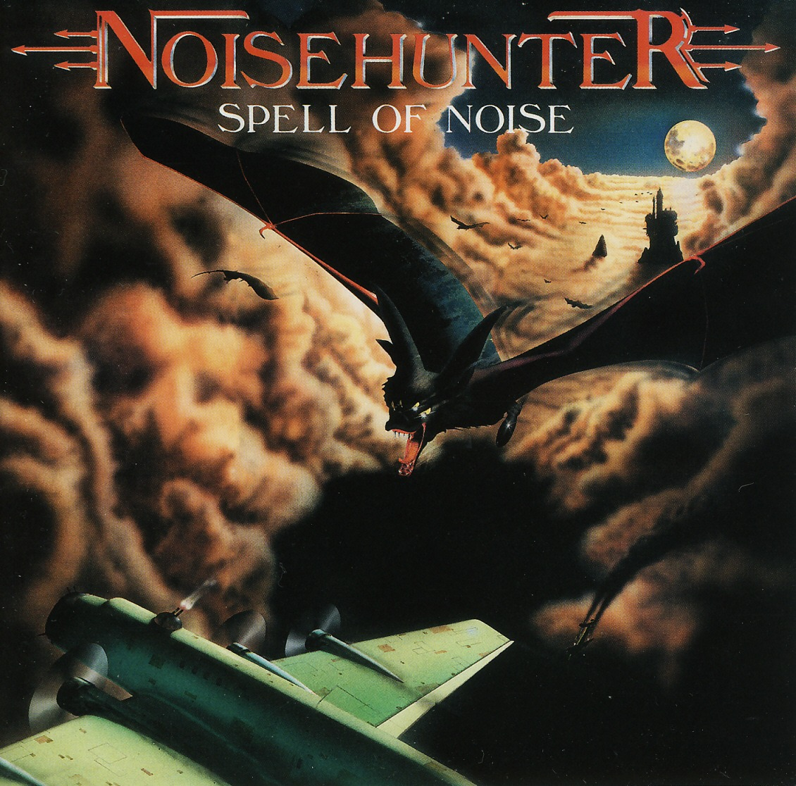 NOISEHUNTER (Germany) / Spell Of Noise + Too Young To Die