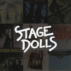 STAGE DOLLS (Norway) / Good Times - The Essential Stage Dolls (2CD)