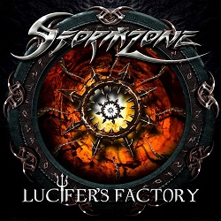 STORMZONE (UK) / Lucifer's Factory