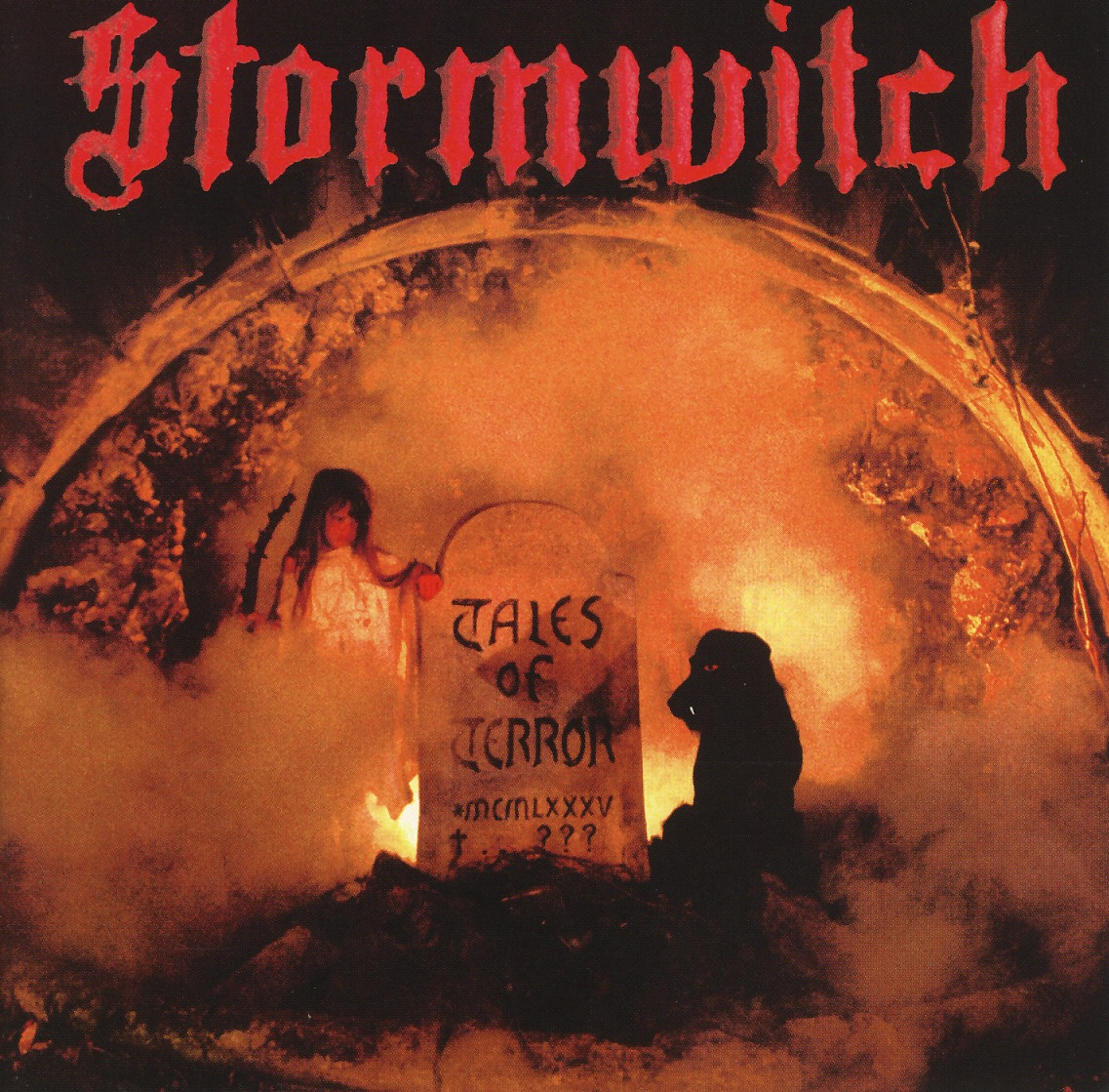 STORMWITCH (Germany) / Tales Of Terror + 4