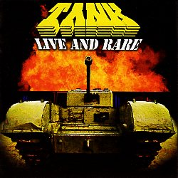 TANK (UK) / Live And Rare (Colombia edition)