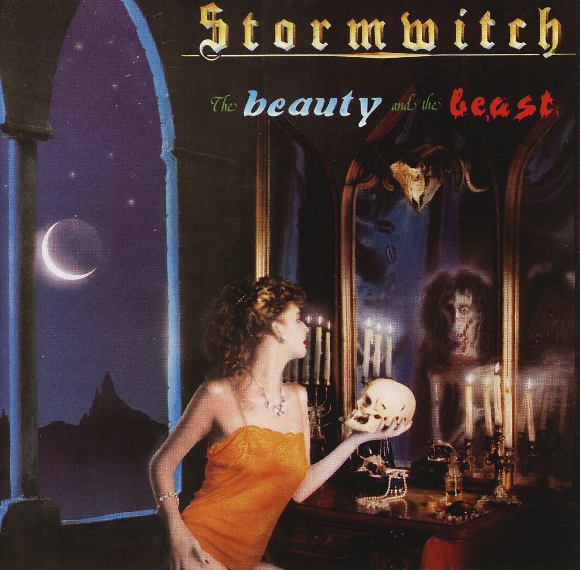 STORMWITCH (Germany) / The Beauty And The Beast + 9